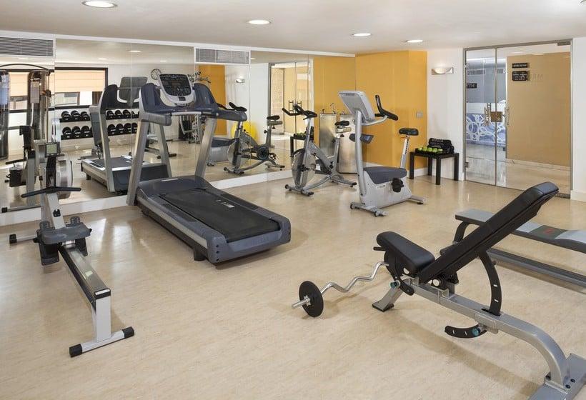 Sporteinrichtungen Hotel Meliá Costa del Sol Torremolinos