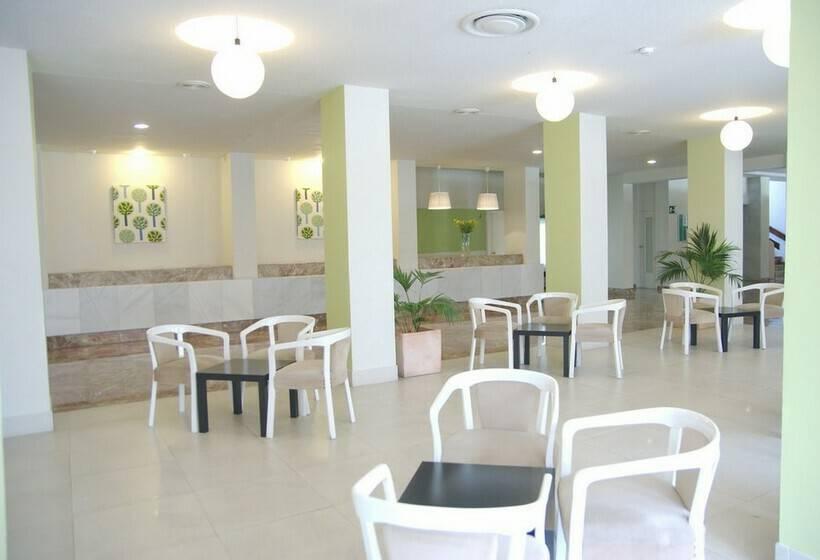 Zone comuni Hotel San Fermin Benalmadena