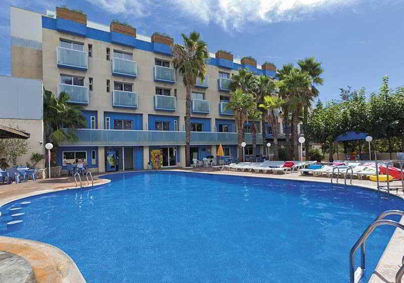 Villa Marina Apartments Salou