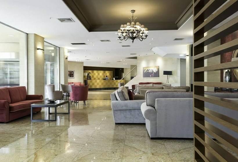 Common areas Hotel Zentral Parque Valladolid