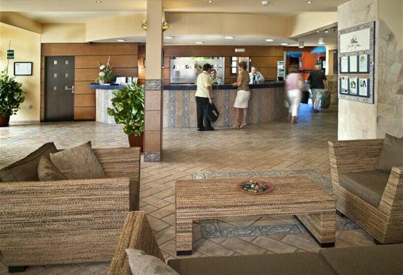 Aparthotel hovima jardin caleta la caleta partir de 29 for Aparthotel jardin caleta