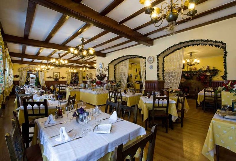 Restaurante Hotel Adserà La Molina