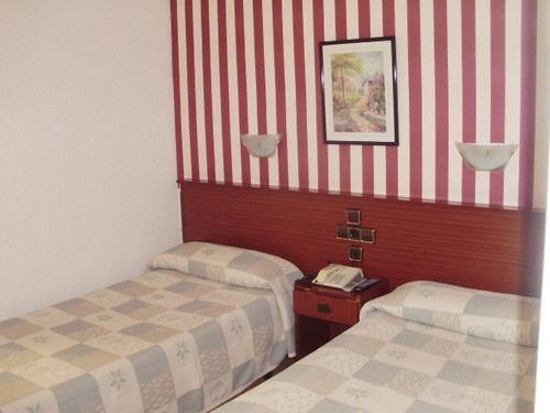 Hotel Cataluña Saragossa