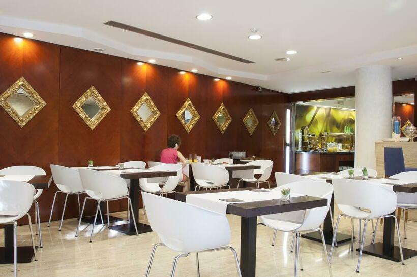 مطعم فندق Vilana برشلونة