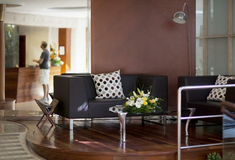 أماكن عامة فندق Vilana برشلونة