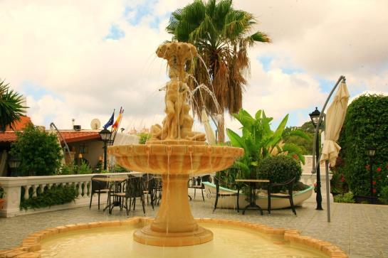 Hotel Villa Columbus Paguera Spanien