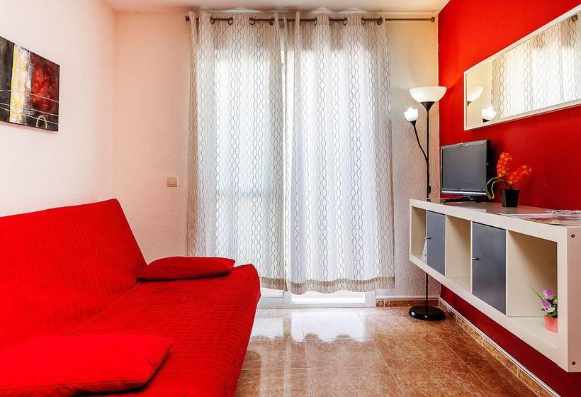 Apartamentos El Cenachero Malaga