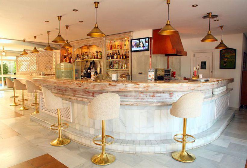 Cafetaria Aparthotel PYR Marbella