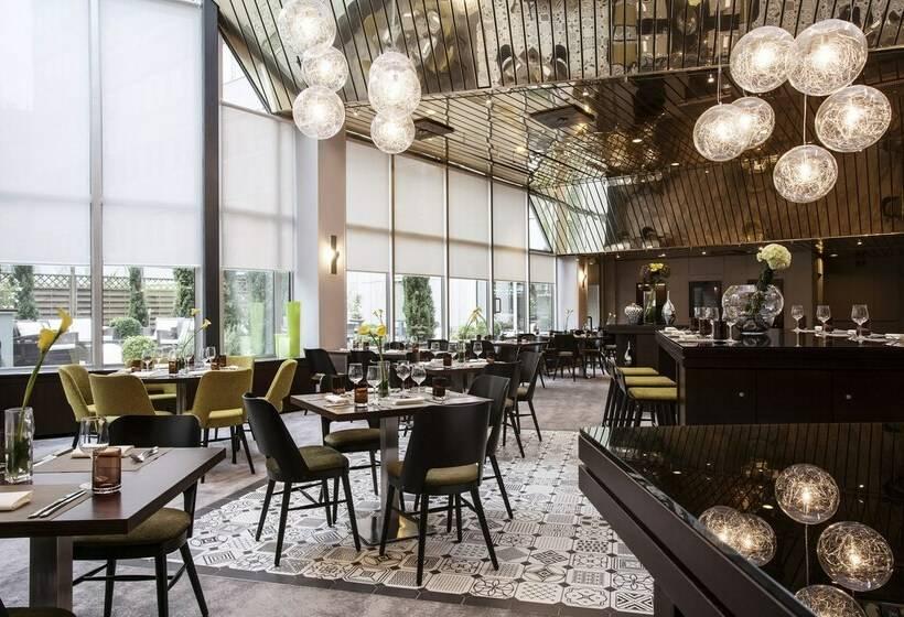 Restaurante Hotel Renaissance Duesseldorf Düsseldorf