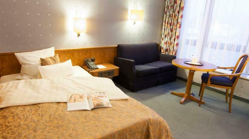 Hotel Klee Am Park Wiesbaden