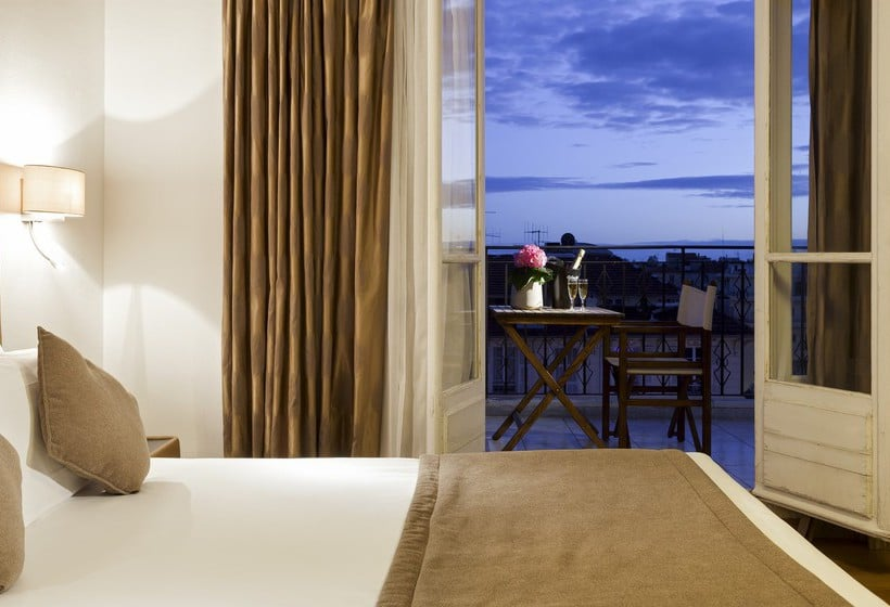 la malmaison nice boutique hotel a nizza a partire da 34. Black Bedroom Furniture Sets. Home Design Ideas