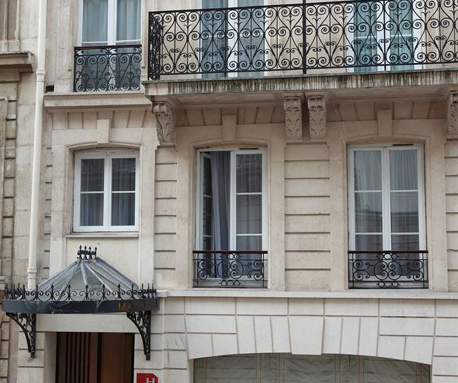 Hotel A Proximite Du Lido Paris