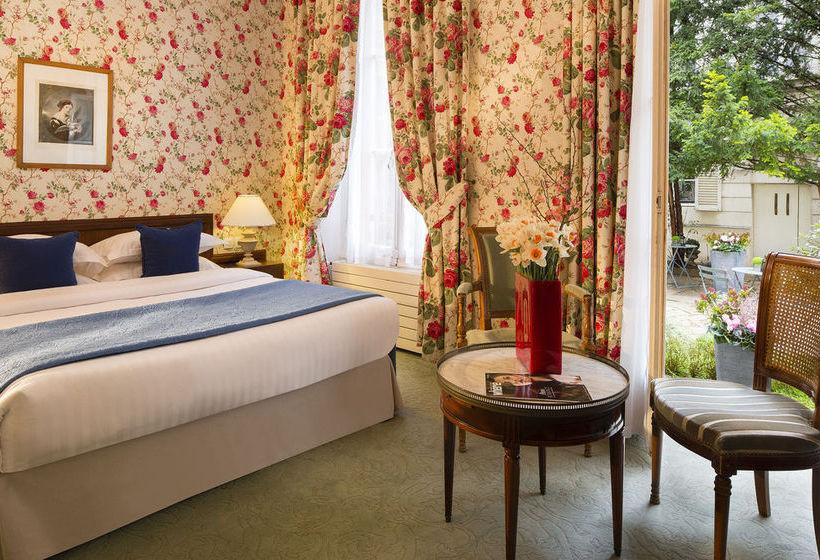 Hotel Residence Lord Byron Paris