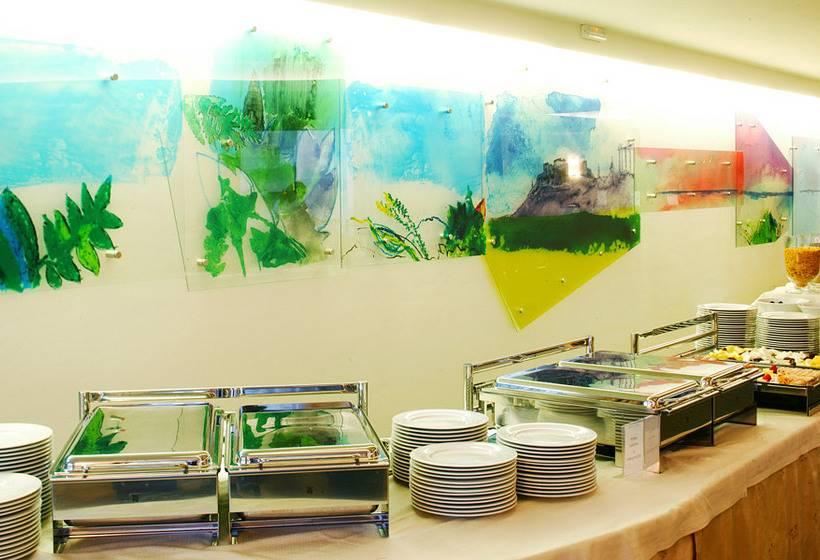 Restaurant Hotel Amalia Athens