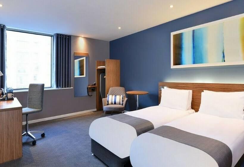 Zimmer Hotel Travelodge London Covent Garden