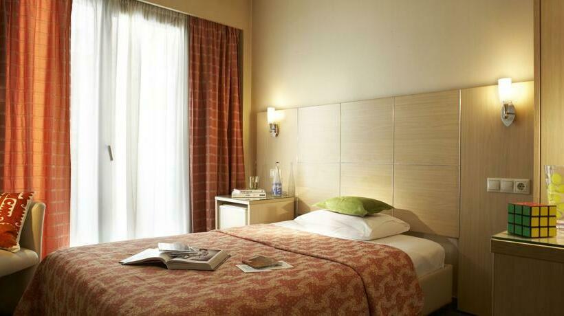 Habitación Hotel El Greco Salónica