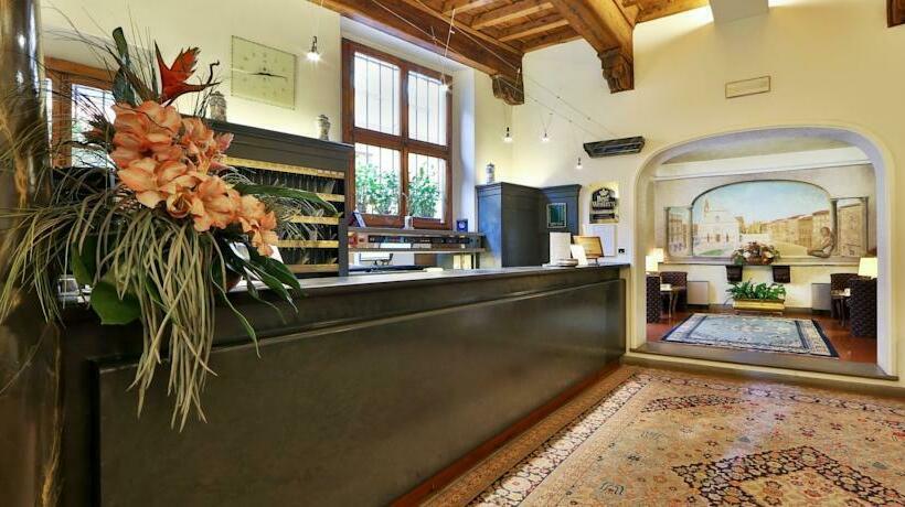 Reception Hotel Rivoli Florença