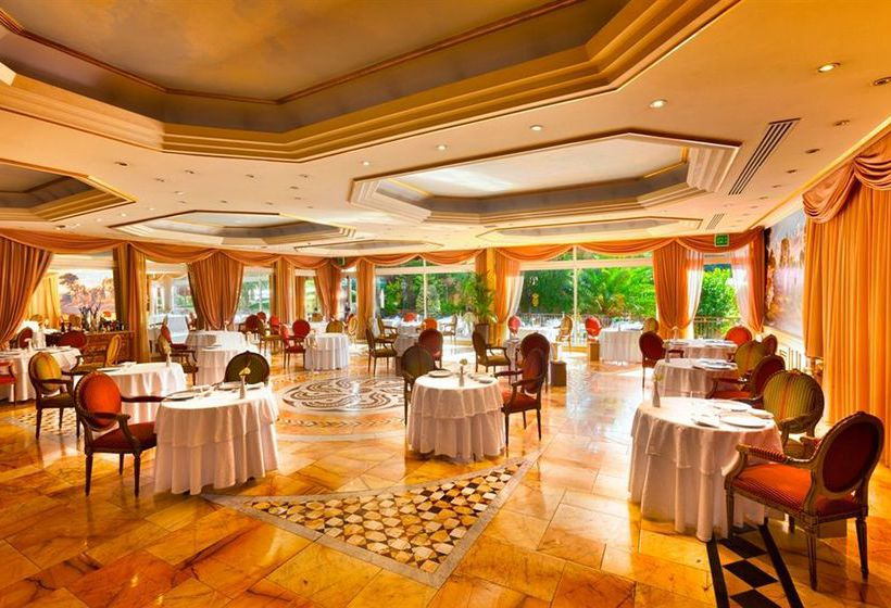 Parco dei principi grand hotel spa in rome starting at for Grand hotel rome