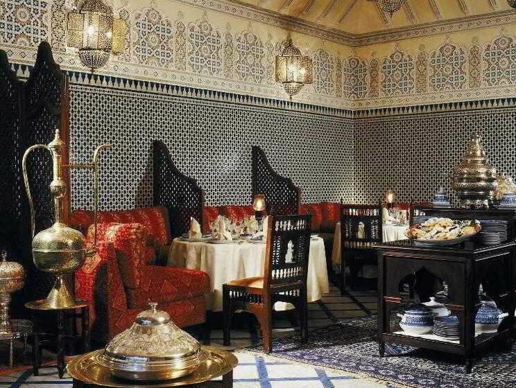 هتل Le Royal Mansour Meridien کازابلانکا
