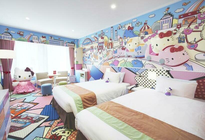 اتاق Keio Plaza Hotel Tokyo توکیو