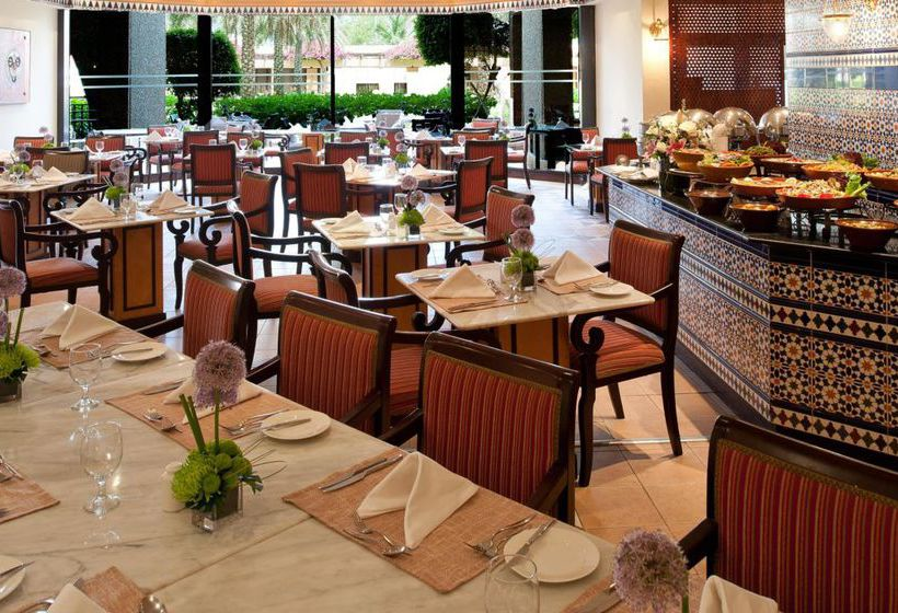 Restaurant Hotel Intercontinental Muscat