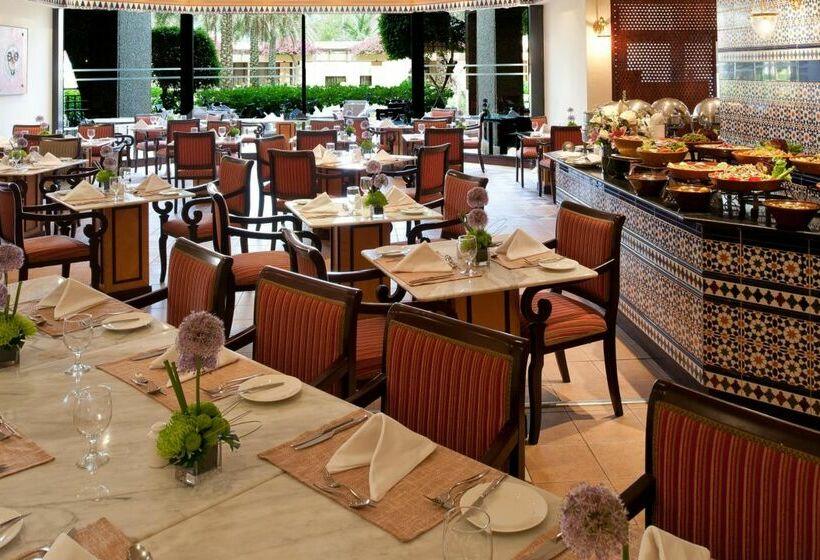 Restaurant Hôtel Intercontinental Muscat Mascate