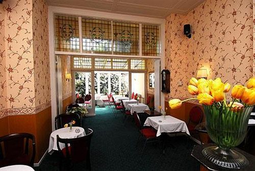 Hotel Sander Ámsterdam