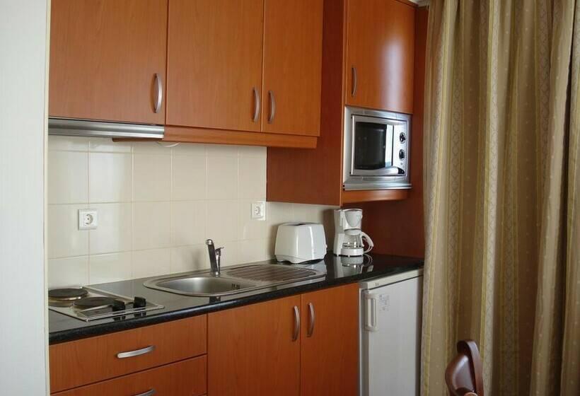 Cocina Aparthotel Gaivota Ponta Delgada