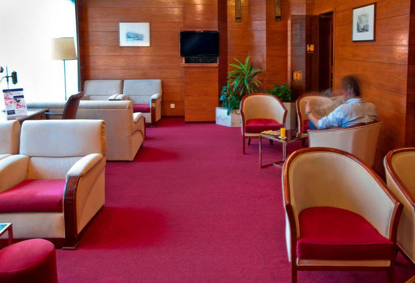 공용 공간 Best Western Hotel Inca 포르투