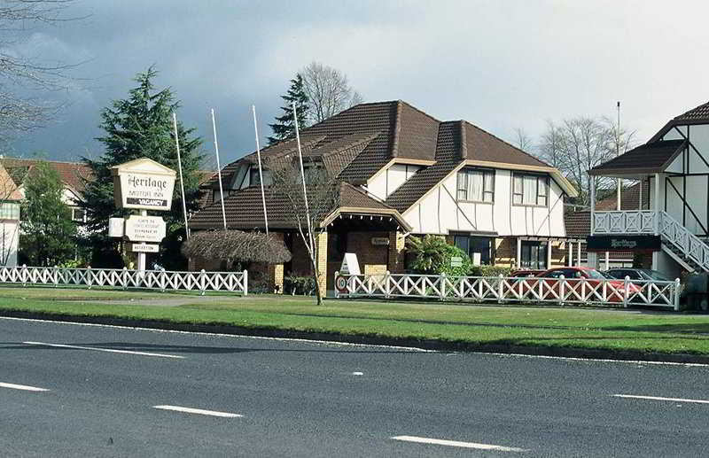 Hotel SilverOaks Resort Heritage Rotorua