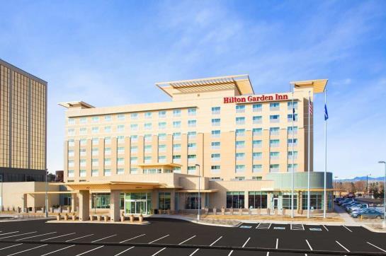 Hotel Hilton Garden Inn Denver Cherry Creek Em Denver Desde 149 Destinia