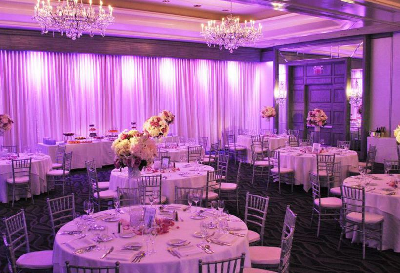 قاعات مؤتمرات فندق InterContinental Los Angeles Century City لوس أنجلوس