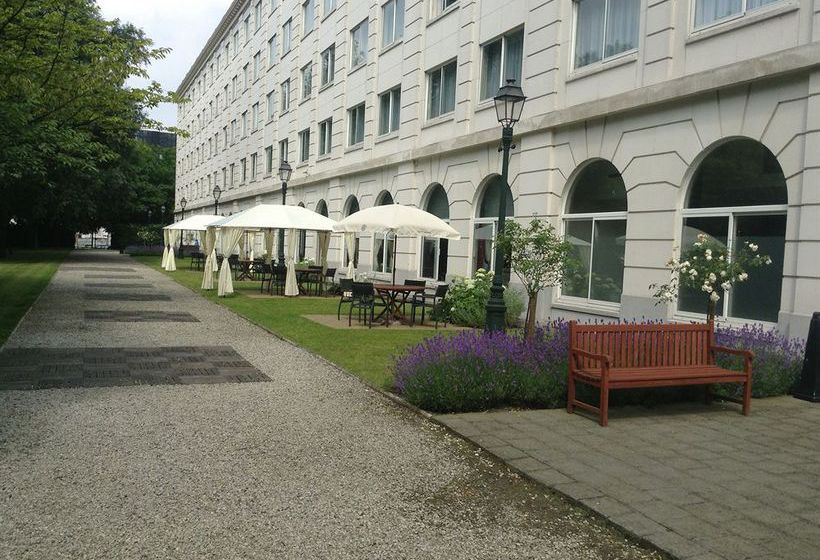 Extérieur Hôtel Husa President Park Bruxelles