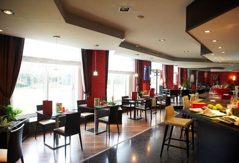 Restaurant Hôtel Husa President Park Bruxelles