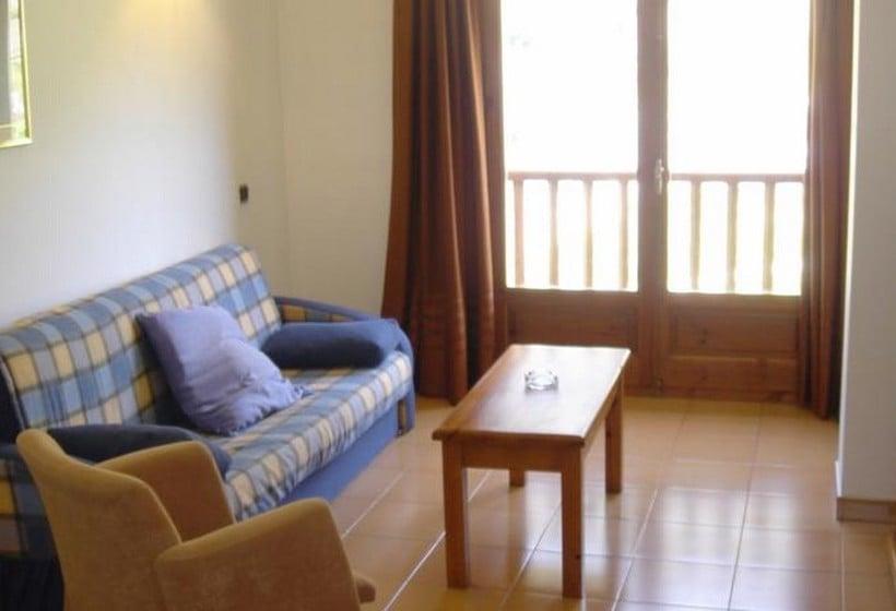 Zimmer Aparthotel L'Orri Encamp