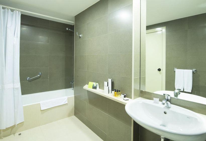Salle de bain Hôtel Tivoli Coimbra
