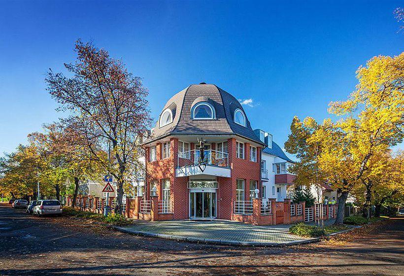 Hotel Villa Voyta Prag