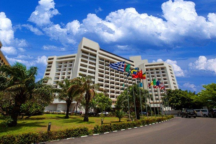 Eko Hotel Amp Suites In Lagos Starting At 163 39 Destinia