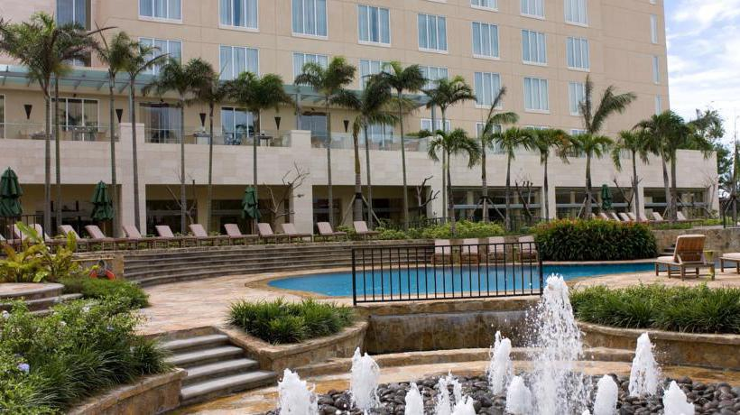 Schwimmbad Hotel Intercontinental Costa Rica At Multiplaza Mall San Jose