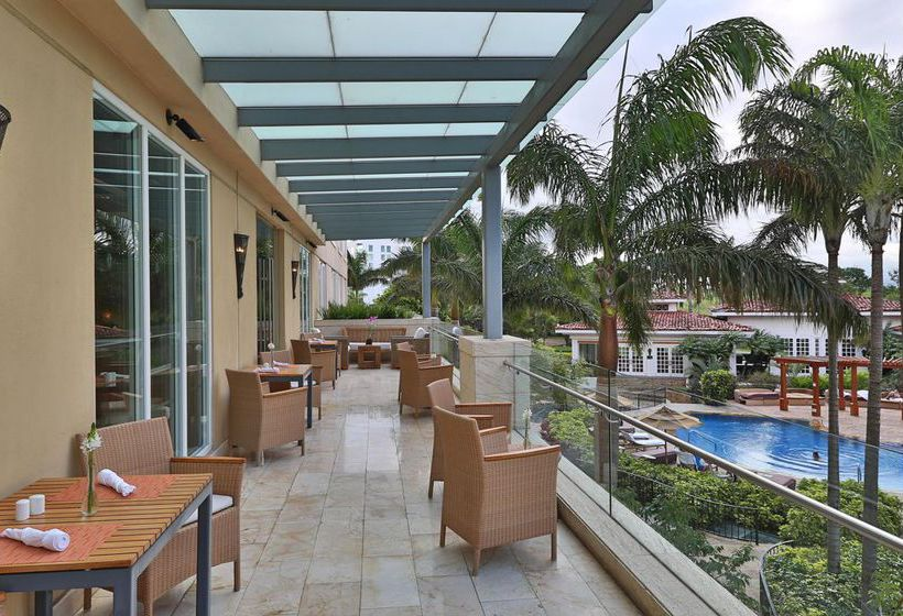 Terrasse Hotel Intercontinental Costa Rica At Multiplaza Mall San Jose