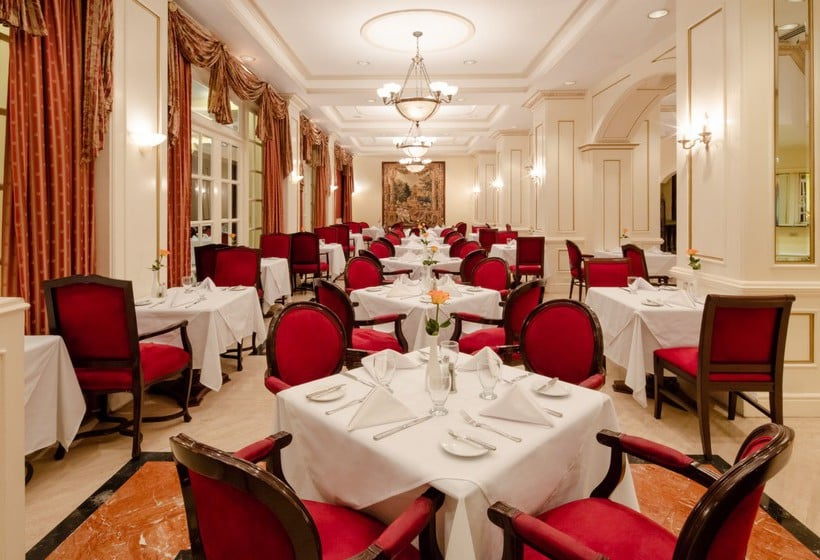 Restaurant Hôtel Barceló San Salvador