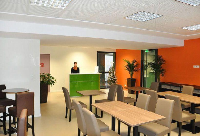 citadines centre m riadeck bordeaux bordeaux les meilleures offres avec destinia. Black Bedroom Furniture Sets. Home Design Ideas