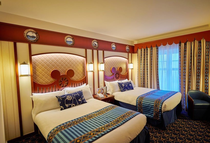 Disneyland Paris Hotel Camere : Disneys newport bay club booking express
