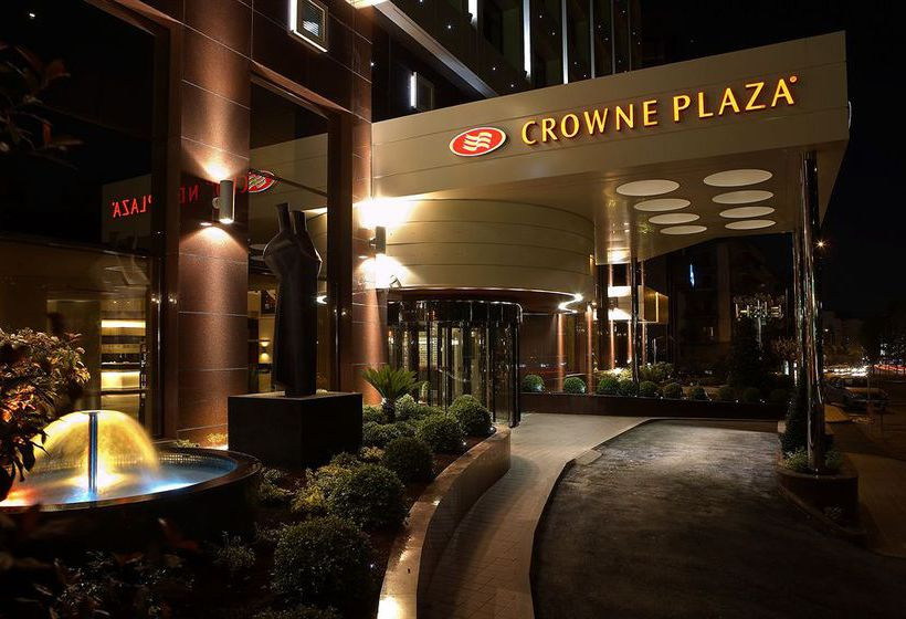 Crowne Plaza Athens City Centre Hotel Athènes