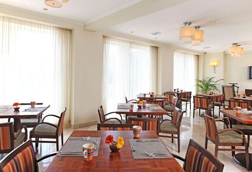 Restaurant Hôtel InterContinental Real San Pedro Sula