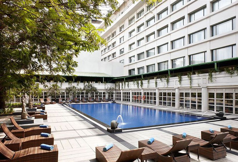 Hôtel Crowne Plaza Chennai Adyar Park