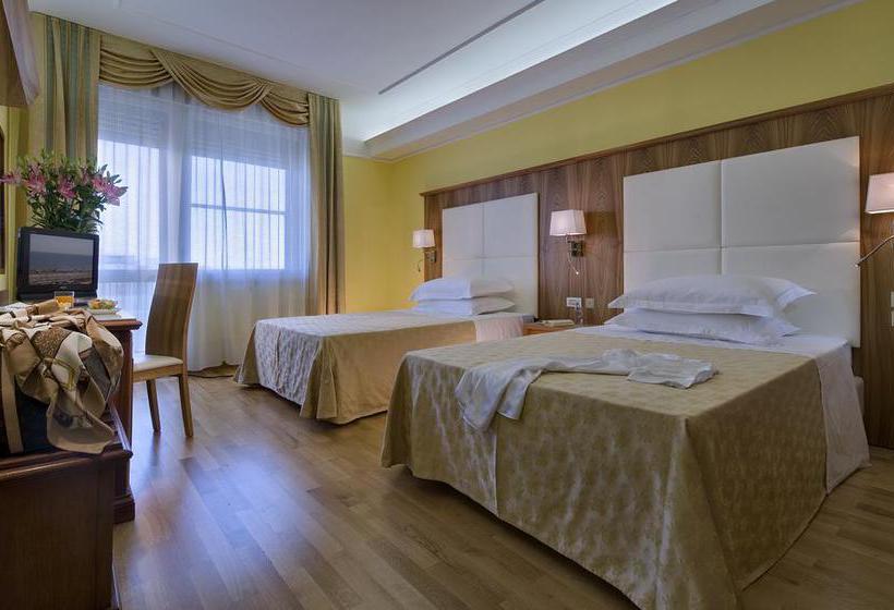 Room Hotel Abner's Riccione