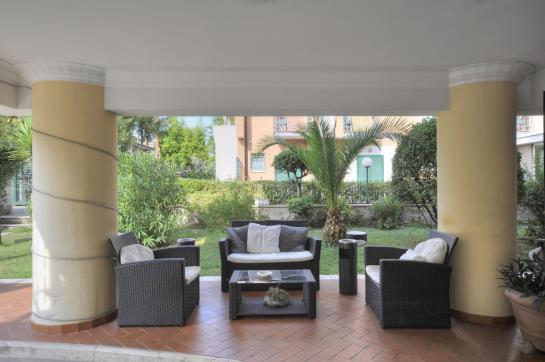 Hotel Aurora Garden Rome