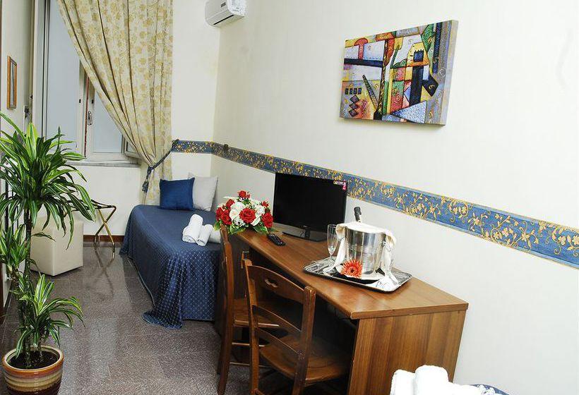 Hotel Vergilius Billia Neapel