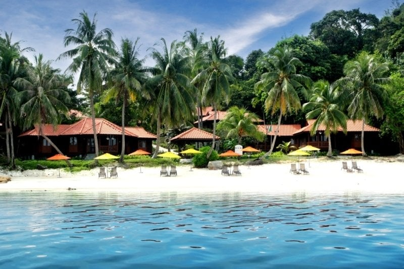 Sibu Island Resort كوتا تينجي